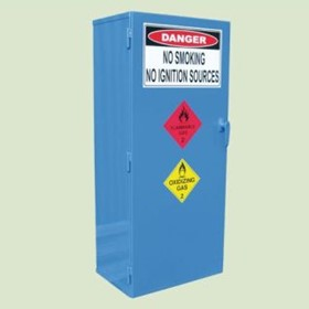 Vehicle Gas Cylinder Storage | Storemasta GVC02