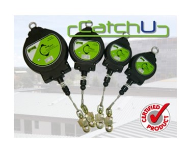 Fall Arresters - CatchU Retractable