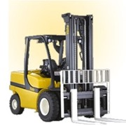 Counterbalanced Forklift Truck | Yale GLP50MH