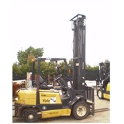 Used Counterbalance Forklift Truck for Sale | Yale GLP25RH - Victoria