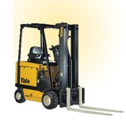 New 4 Wheel Electric Forklift for Sale | Yale ERC/ERP16AAF