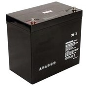 Sealed Lead Acid Battery | 12Vdc 55Ah | BAT12-55