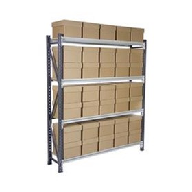 Steel Shelving | Longspan Shelving