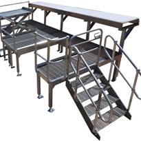 Safety Work Platforms | Custom