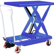 Scissor Lift Trolley | Manual