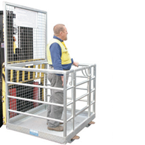 Safety Work Cages | Flatpack Work Platforms
