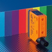 High-resolution colour sensor