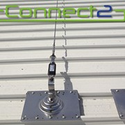 Horizontal Lifeline | Connect2 Continuous Horizontal Lifeline System