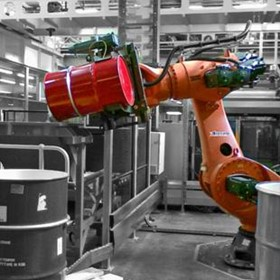Robotic Palletising, Pick & Place & Drum Handling