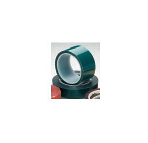 Green Polyester Tape | Powder Coating Tape