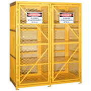 Gas Bottle Storage / Aerosol Can Storage Cage