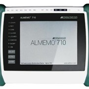 Application-independent NEW ALMEMO 710 Touchscreen Data Logger - By AHLBORN, Germany