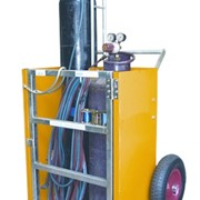 Safety Cages & Trolleys / Gas Bottle Trolley