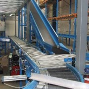 LineShaft Conveyors | Adept