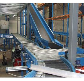 Line-Shaft Driven Conveyors | Adept