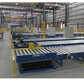 Chain Driven Roller Conveyors | Adept