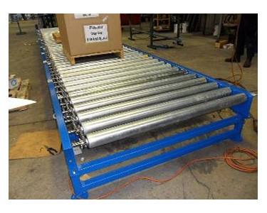 Adept Chain Driven Roller Conveyors
