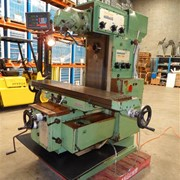 Industrial High Quality Universal Milling Machine | MRF (Spain) SOLD