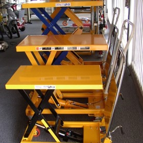 Foot Operated Hydraulic Lift Trolley | 150Kg