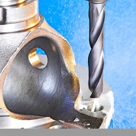 Solid Carbide Drills | ISCAR Drill