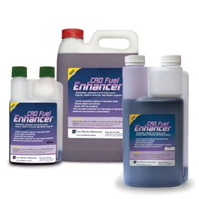 CRD Fuel Enhancer for Common Rail Engines