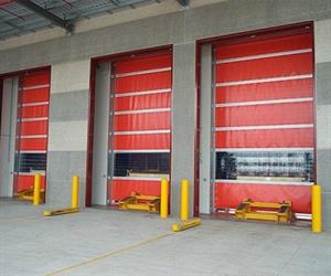High Speed Roller Door