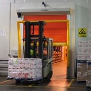 High Speed Freezer Door | Movichill