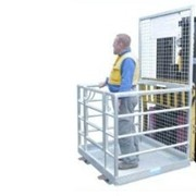 Work, Safety & Man Cages | A10