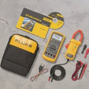 Multimeter, Voltage, Frequency Measurements, 87V_i410 combo kit, Fluke