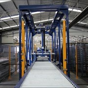 Wall panel handling system increases output, reduces manual handling