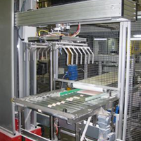 Mini palletiser reduces labour by 33% and total cost per unit by 5%