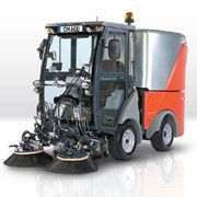 Foothpath Carpark Suction Sweeper | Citymaster 600