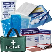 Range of First Aid Kits