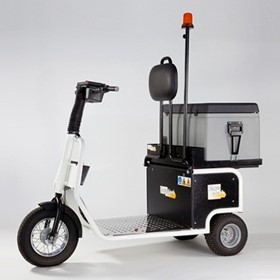 Electric Tug with Refrigerated Unit Kit | Skatework