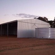Farm & Machinery Sheds | THE Shed Company