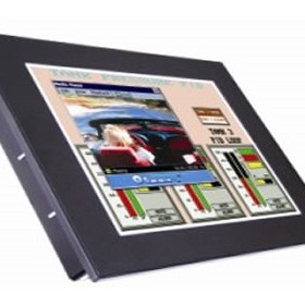 HMI Touch Screen Operator Panel - EZ Touch Series