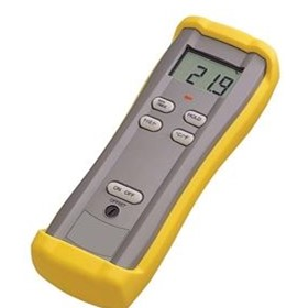 Digital Thermometer | Single, Dual Type K Thermocouple