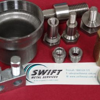 Thread Rolling & Tapping | Swift Metal Services