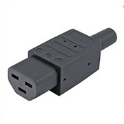 Rewireable Connector | IEC C21 (155ºC)