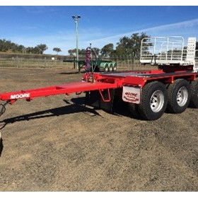 2014 Triaxle Converter Dolly | Moore