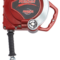 Self Retracting Lifeline (SRL) | Rebel™ Retrieval