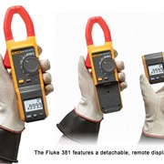 381 Remote Display True-rms AC/DC Clamp meter with iFlex