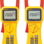 350 Series True-rms 2000 A Clamp Meters