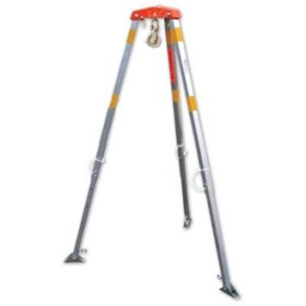 229cm Tripod w/Chain Base & Bag | ZERO TM-9 | Confined Space Equipment