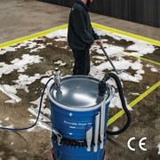 Reversible Drum Vacuum | CE Compliant
