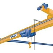 Underslung Overhead Travelling Cranes | ABUS EDL
