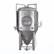 Beer Fermenter Constructed Using High Grade / AISI 304 Stainless Steel