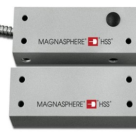 Magnasphere L2 Series HSS® UL634 Security Sensor for Alarms/Sirens