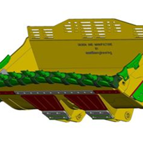 New Wheel Loader Bucket Designs | JEC