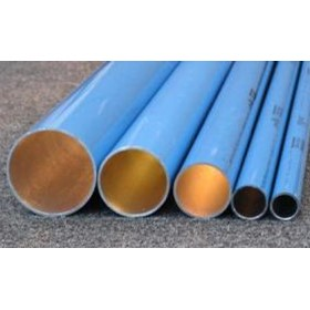 Industrial Aluminium Powder Coated Pipework/Pipes